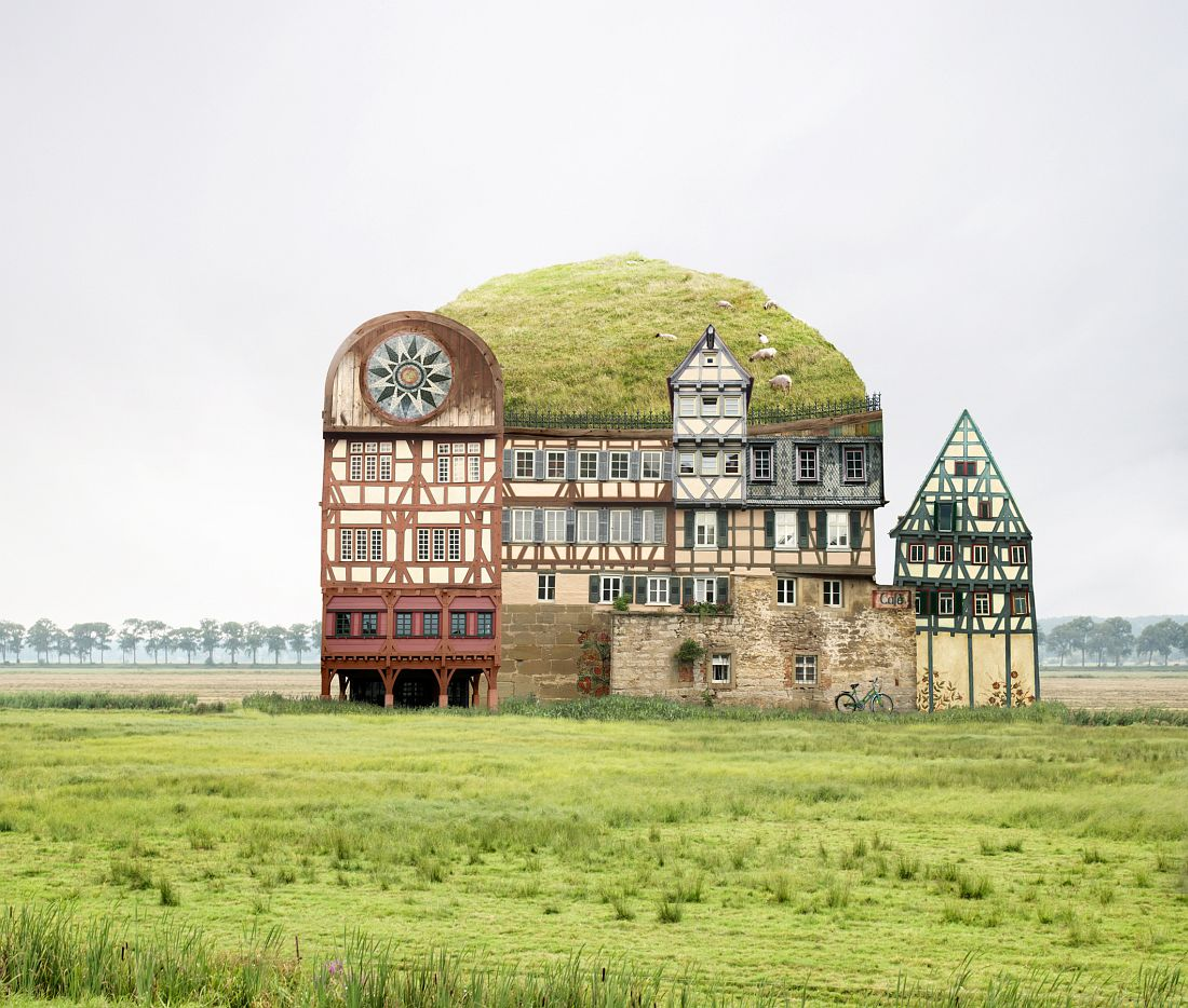 Matthias Jung: Surreale Architecture On the way to Kamtchatka