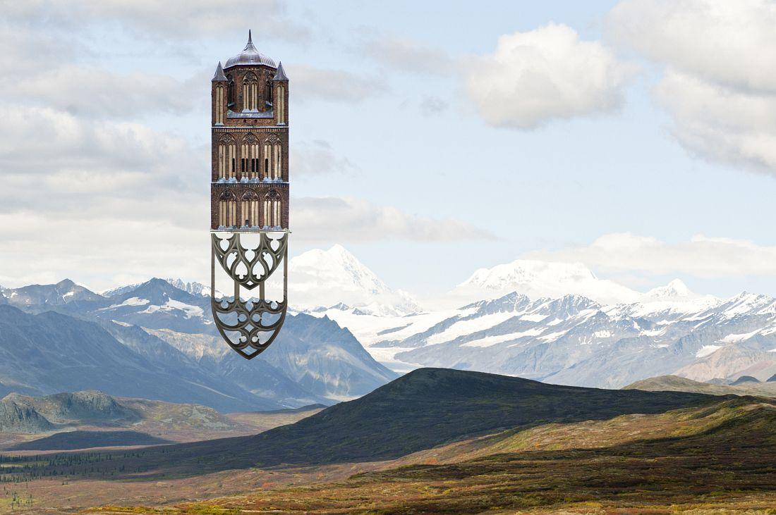 Matthias Jung: Surreale Architecture Uroborus