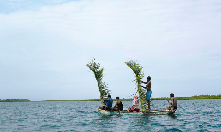 Alessandra Sanguinetti: Islands, Sea and Food