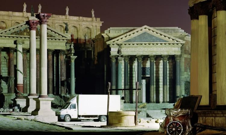 Alfred Seiland: Imperium Romanum Opus Extractum