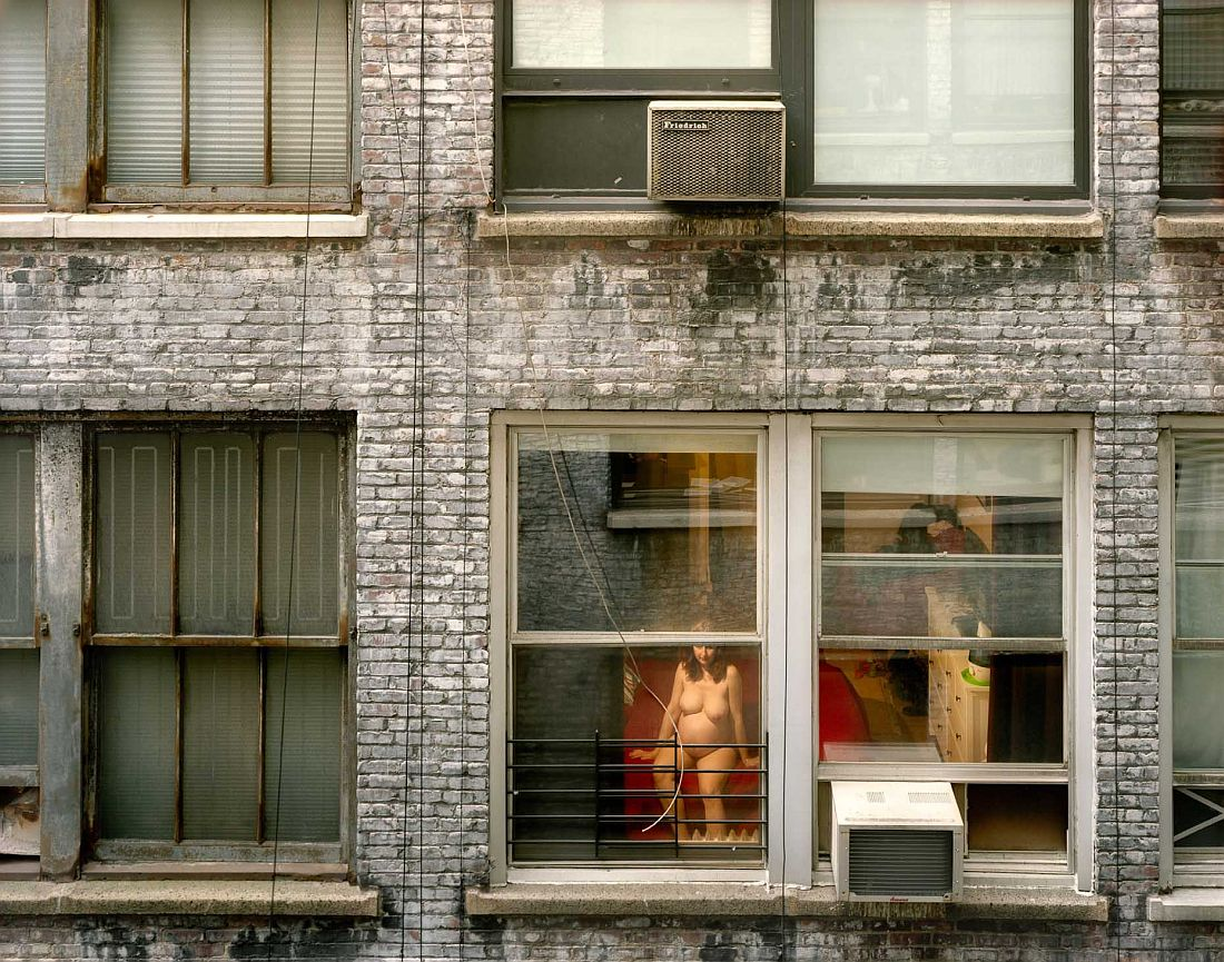 Out My Window, Chelsea, Expecting, 2010