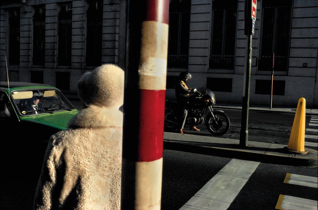 "BELGIUM. Brussels. 1981. ""Rue Royale""."