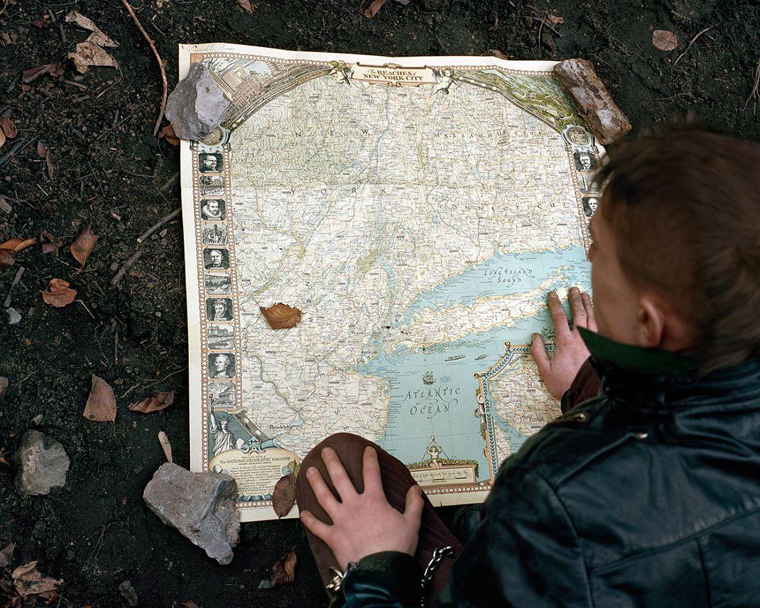 jenny-riffle-scavenger-The Map