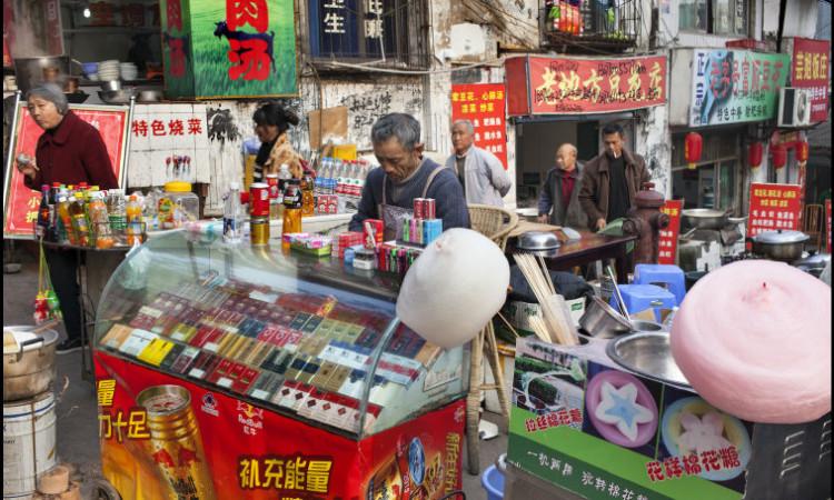 Patrick Zachmann: Springtime in China