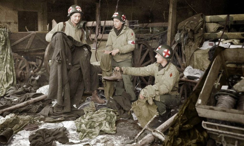 World War II in Color