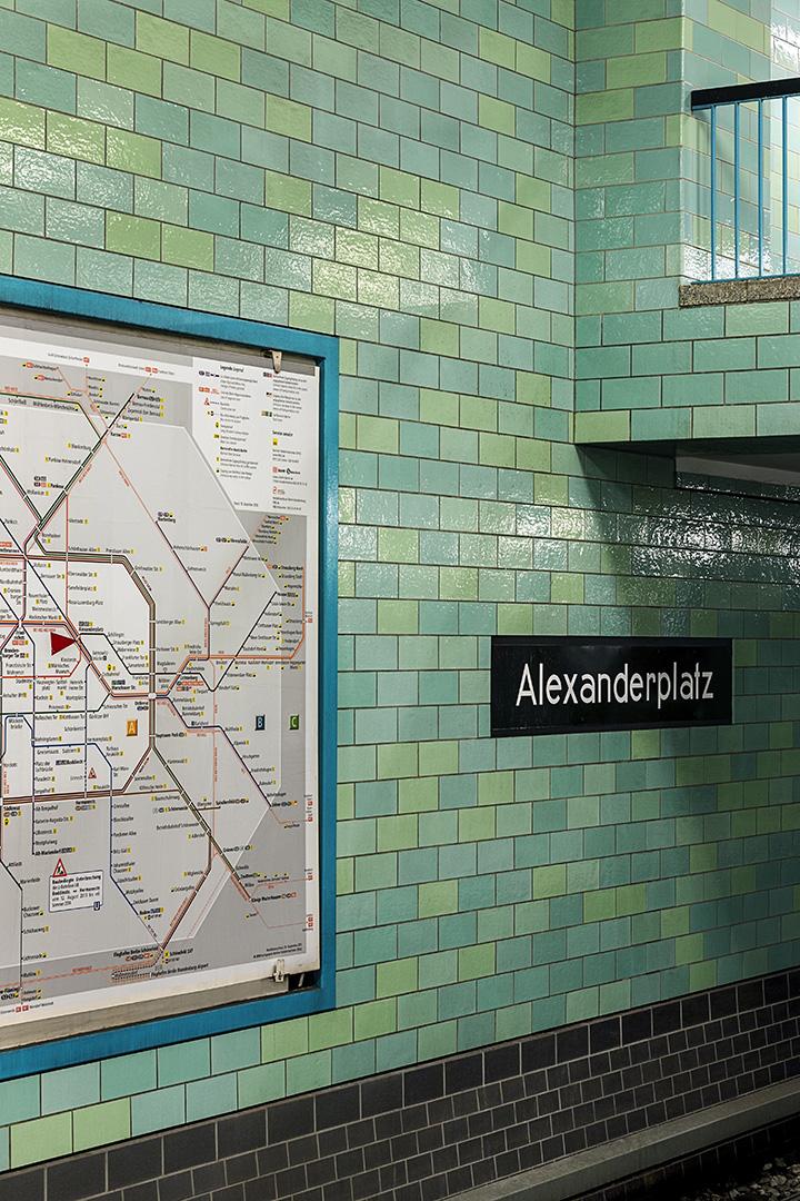 patrick-kauffmann-berlin-underground-Alexander Platz Map