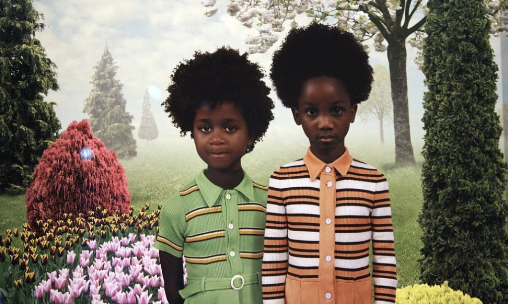 Ruud van Empel: Beetles+Huxley in London