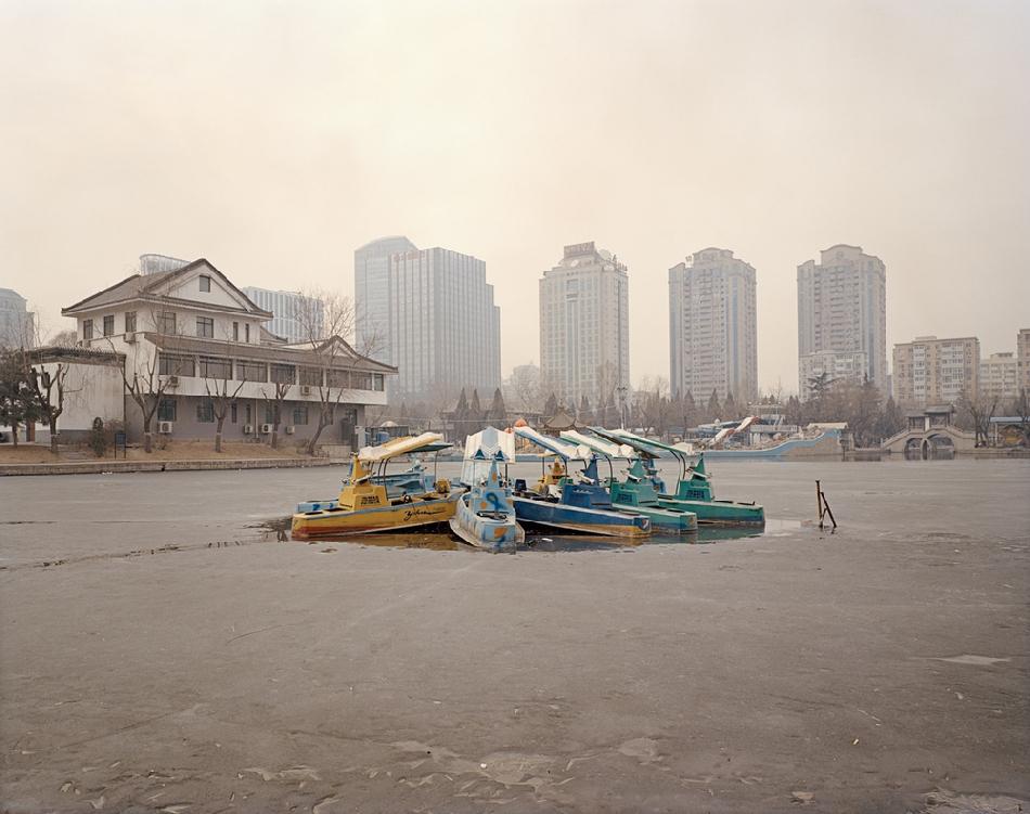 Stefano Cerio: Chinese Fun, Tuanjiehu Park-Beijing