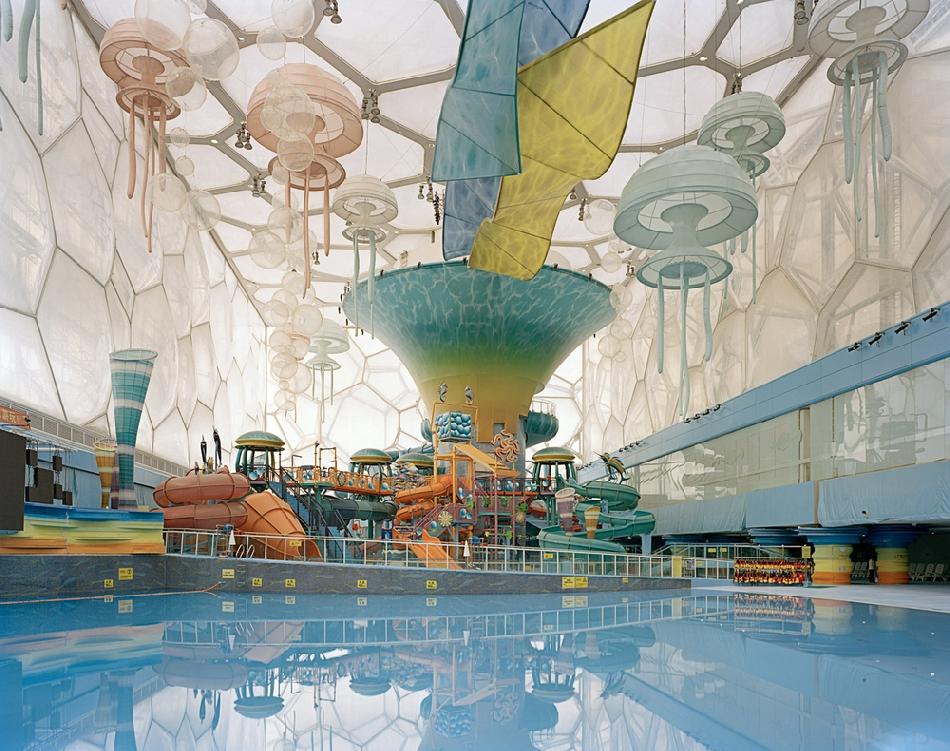 Stefano Cerio: Chinese Fun, Water Cube-Beijing