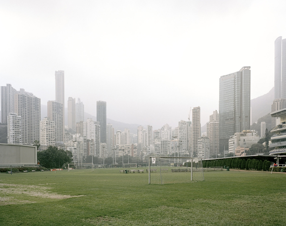 Stefano Cerio: Chinese Fun, Happy Valley Hong Kong