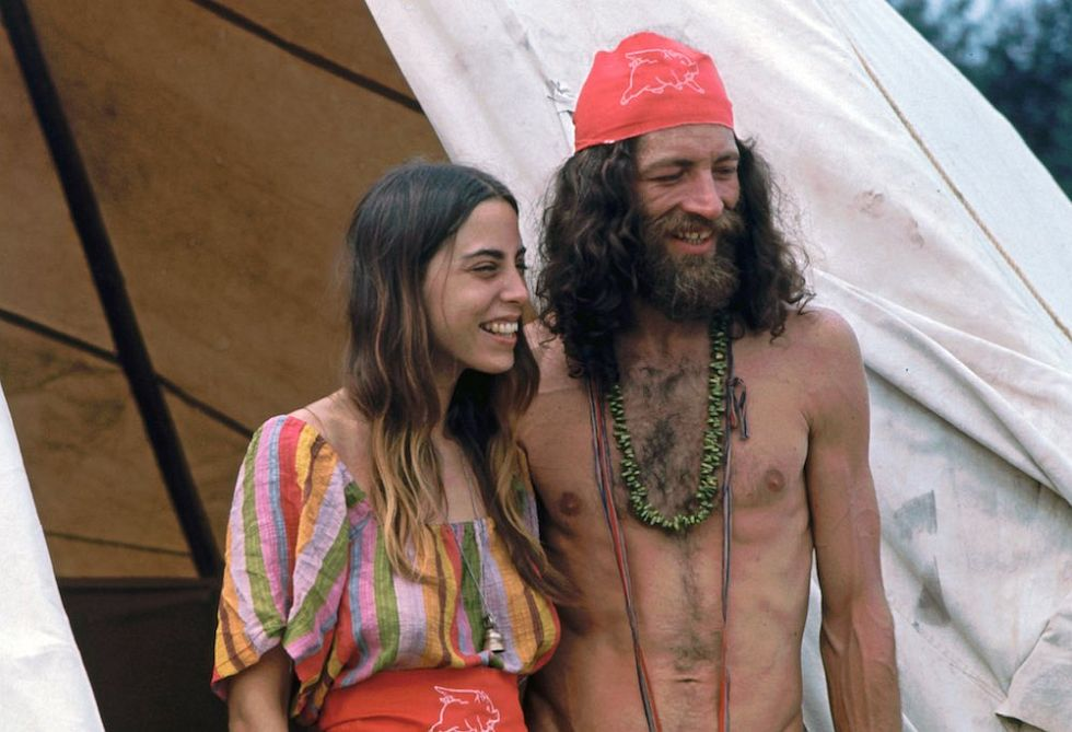 Image: Ralph Ackerman / Time Life Pictures / Getty Images Woodstock 1969
