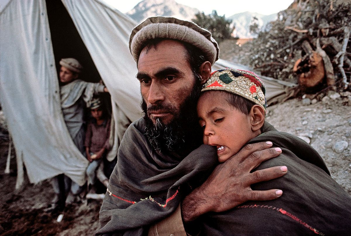 AFGHANISTAN. 1984. Boy in the Paktia province.