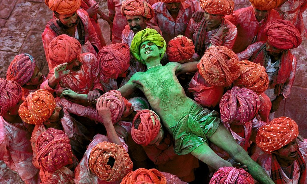 Steve McCurry. Photographs from the East