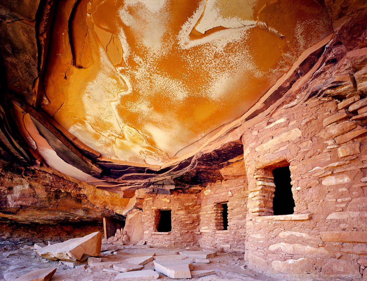 Celestial Ceiling, Cedar Mesa, Utah
