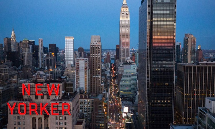 George Steinmetz – New York Air: The View From Above