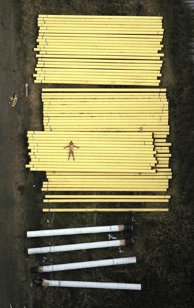 Aerial Nudes © John Crawford