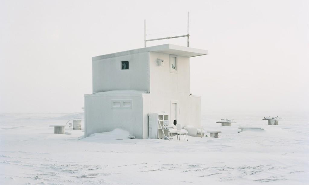 Eirik Johnson: Barrow Cabins