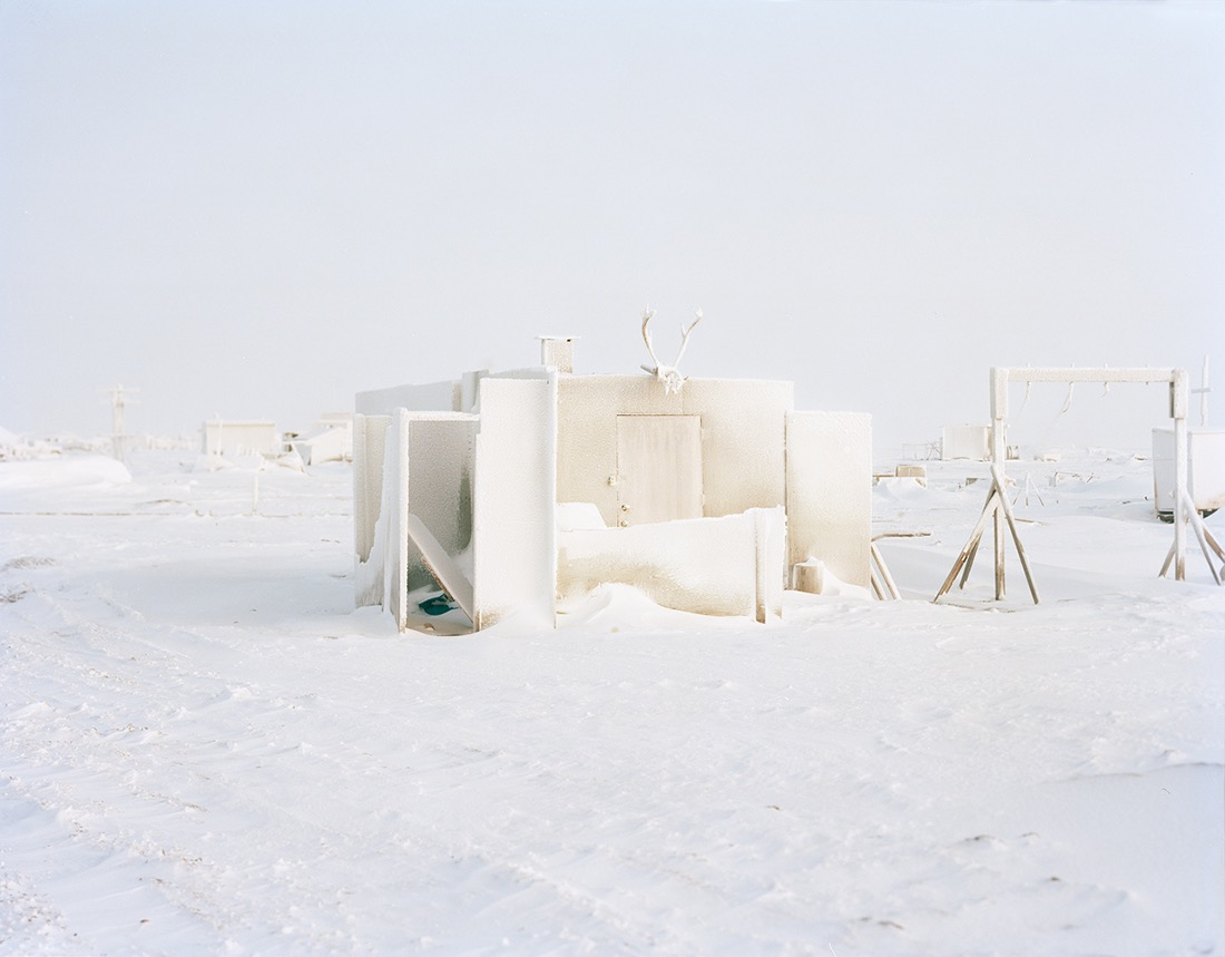 Barrow Cabins © Eirik Johnson