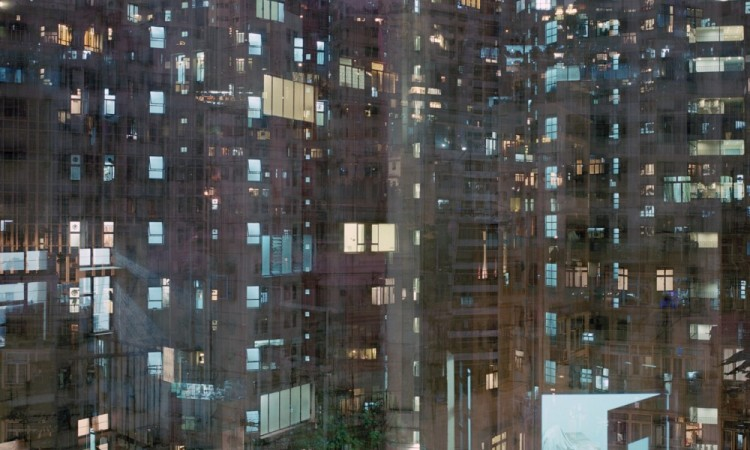 Ward Roberts: Billions – Multiple Exposures of Hong Kong Architecture