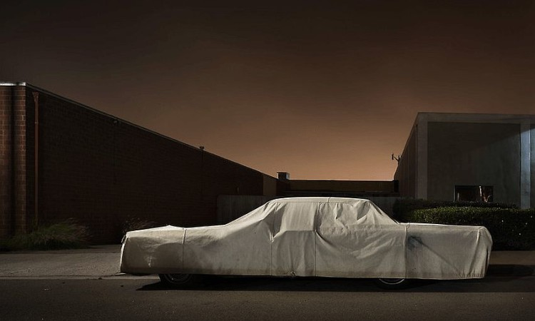 Gerd Ludwig: Sleeping Cars