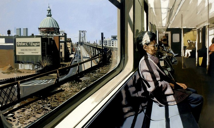 Richard Estes: Urban Landscapes