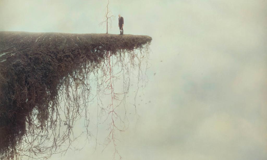 Robert & Shana ParkeHarrison: Precipice
