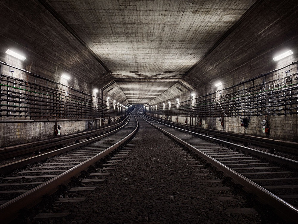 Underground Landscapes © Timo Stammberger