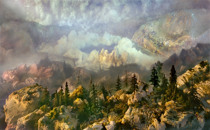 © Kim Keever