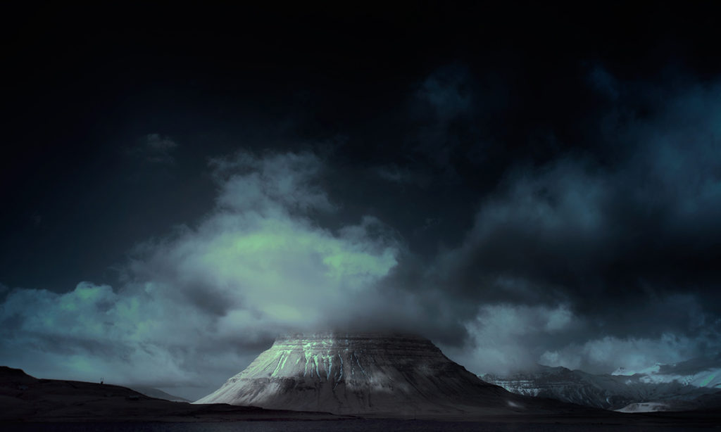 Andy Lee: Infrared Landscapes