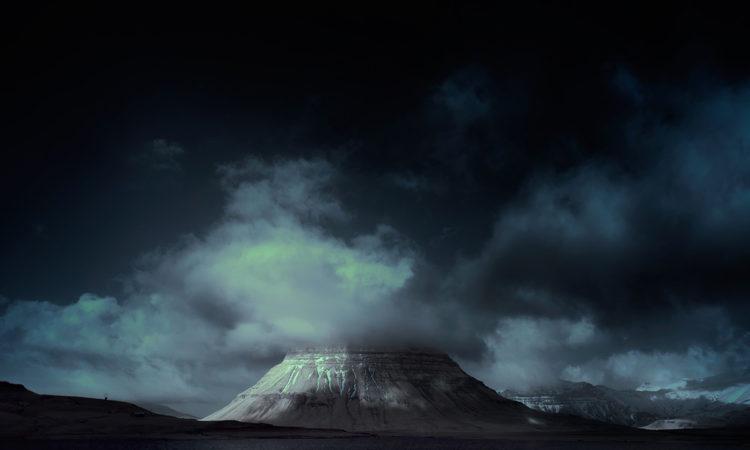 Andy Lee: Infrared Landscapes