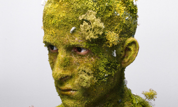 Levi van Veluw: Landscape Self-Portraits