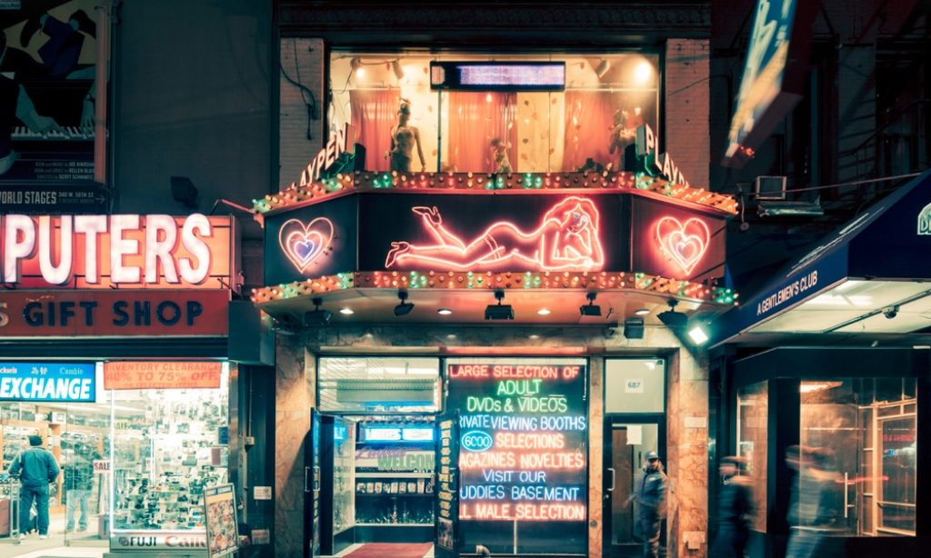 Franck Bohbot: Light On – Neons of New York