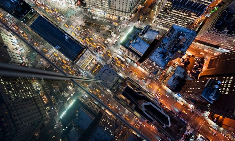 Navid Baraty: NYC Intersection