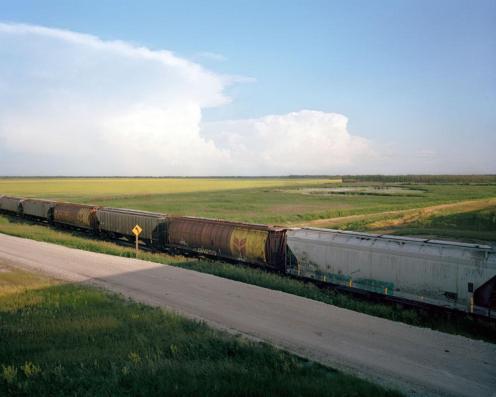 By Rail © Scott Conarroe