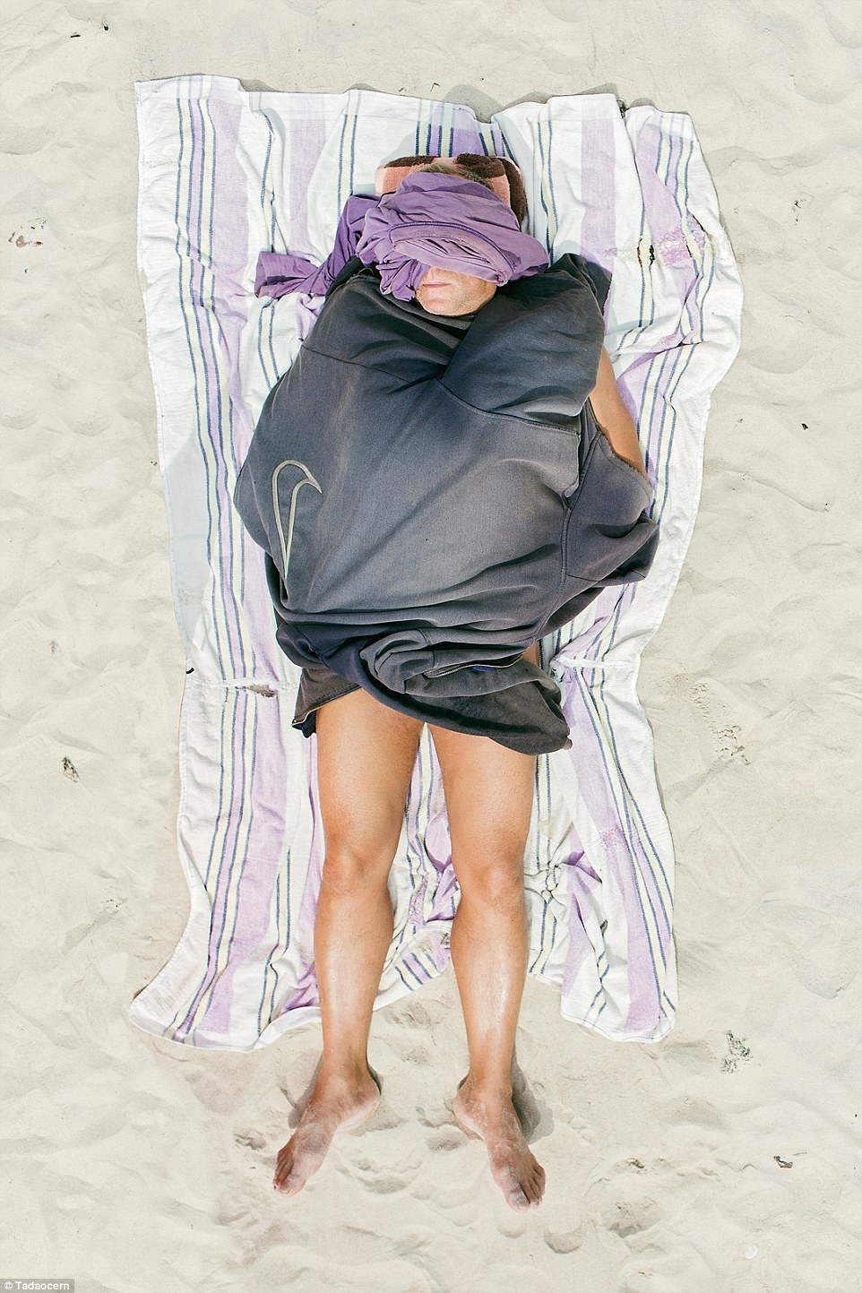 The Comfort Zone © Tadao Cern