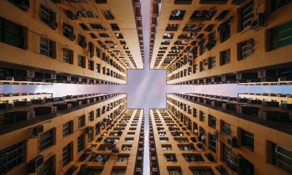 Peter Stewart: Extraordinary Architecture of Hong Kong