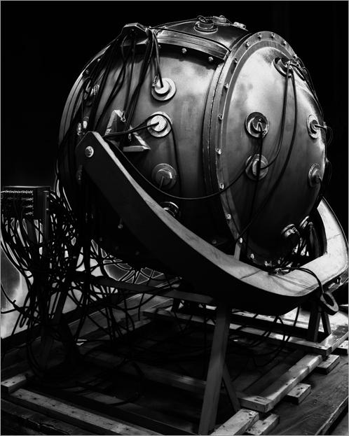 """The Gadget"" (Trinity Atomic Bomb) 1945"