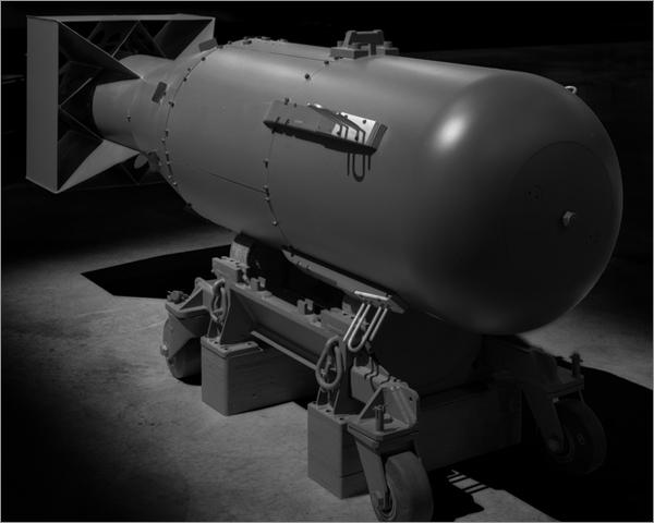 """Little Boy"" (Hiroshima Atomic Bomb) 1945"