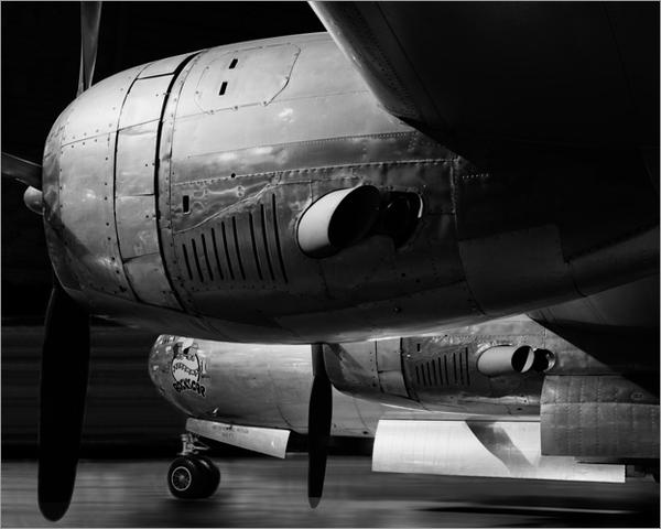 """Bockscar"" (Nagasaki B-29 Bomber) 1945"