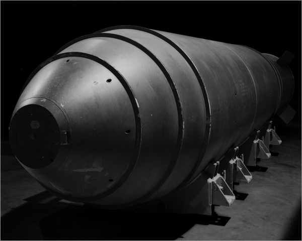 Mk-17 Thermonuclear Bomb 1954