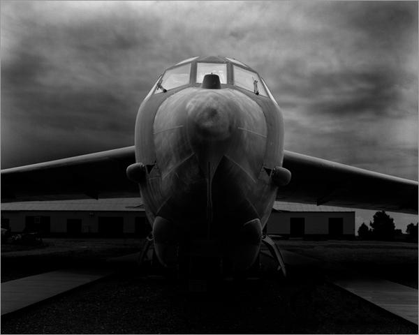 B-52 Strategic Bomber 1955
