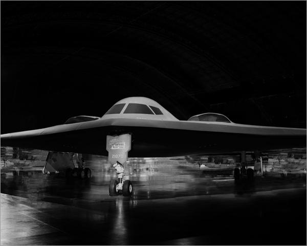 B-2 Strategic Bomber 1989