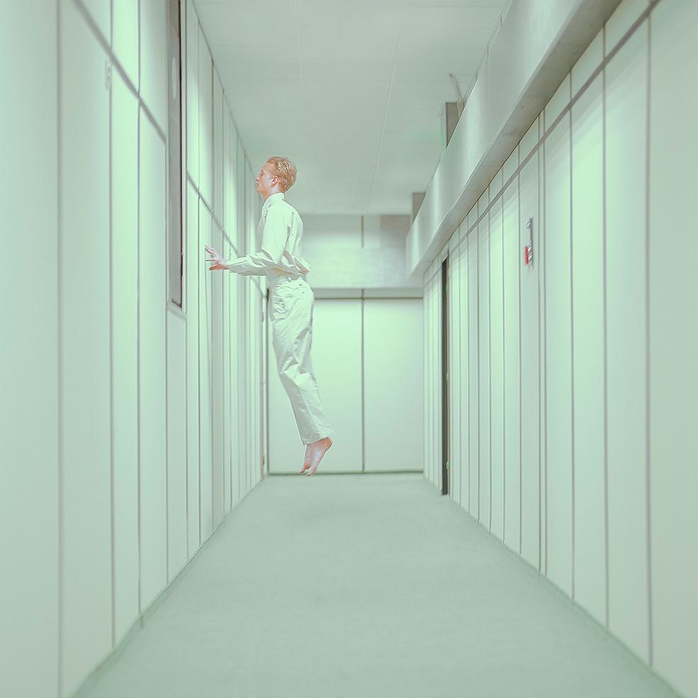 Human Space © Maria Svarbova