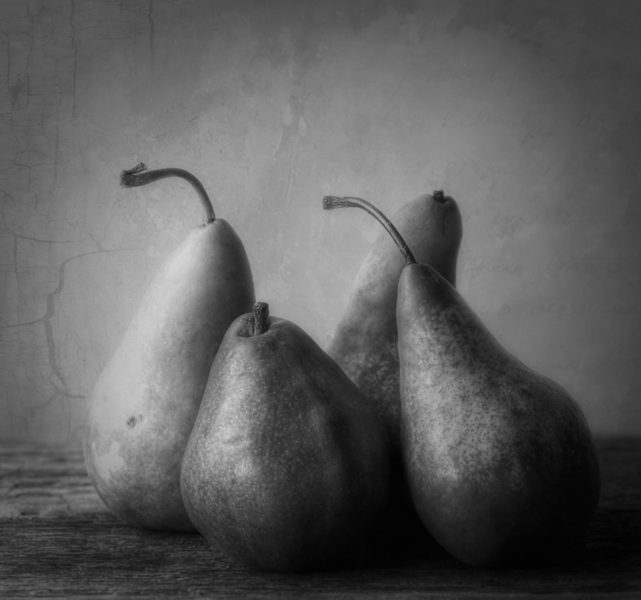 Pears by Cara Ramsey