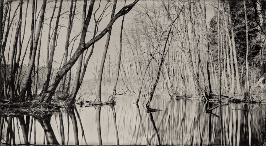 Wet Plate Collodion Landscape by Christian Klant