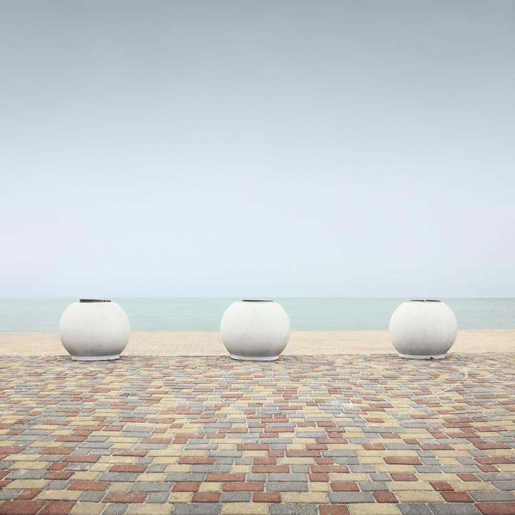 Coastal Geometry © Aleksandr Smirnov