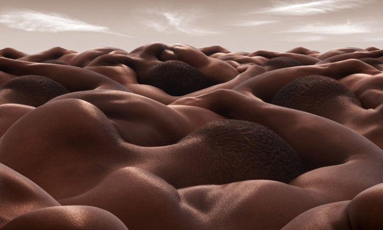 Carl Warner: Body Landscapes