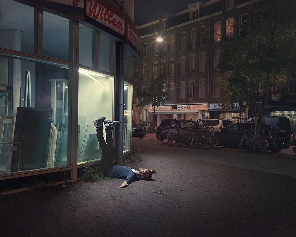 UnderNight © Benoit Paillé
