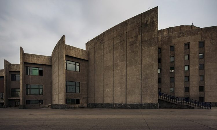 Raphael Olivier: North Korea Vintage Architecture