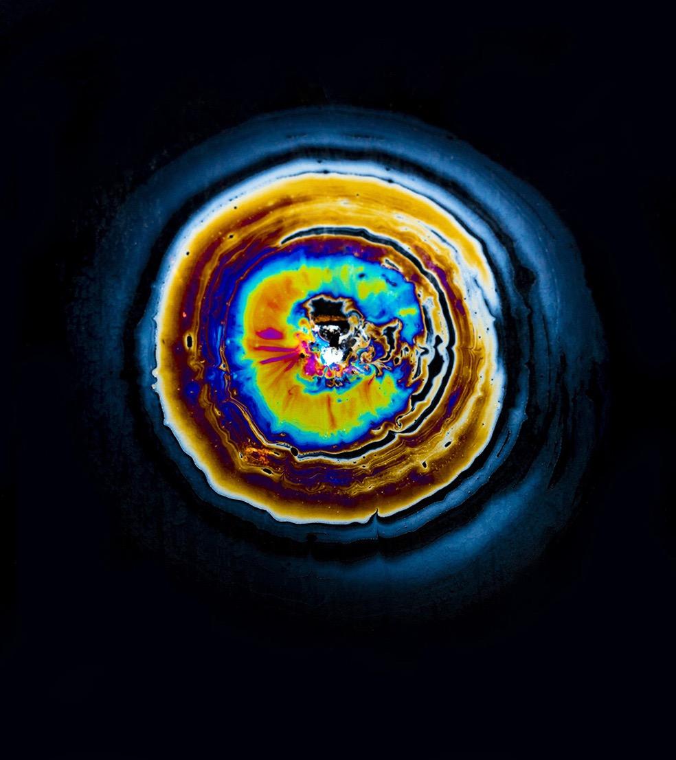 Oil Spill © Fabian Oefner